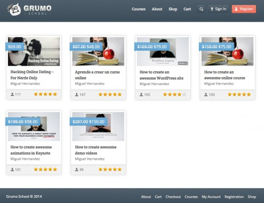 Grumo School is here! - Learn new skills the Grumo Way!
