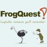 FrogQuest - Photo Scavenger Hunts