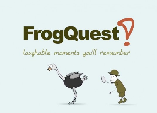 FrogQuest - Photo Scavenger Hunts