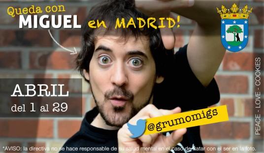Aprovecha esta oferta exclusiva de conocer a este ser pitofláutico en Madrid!