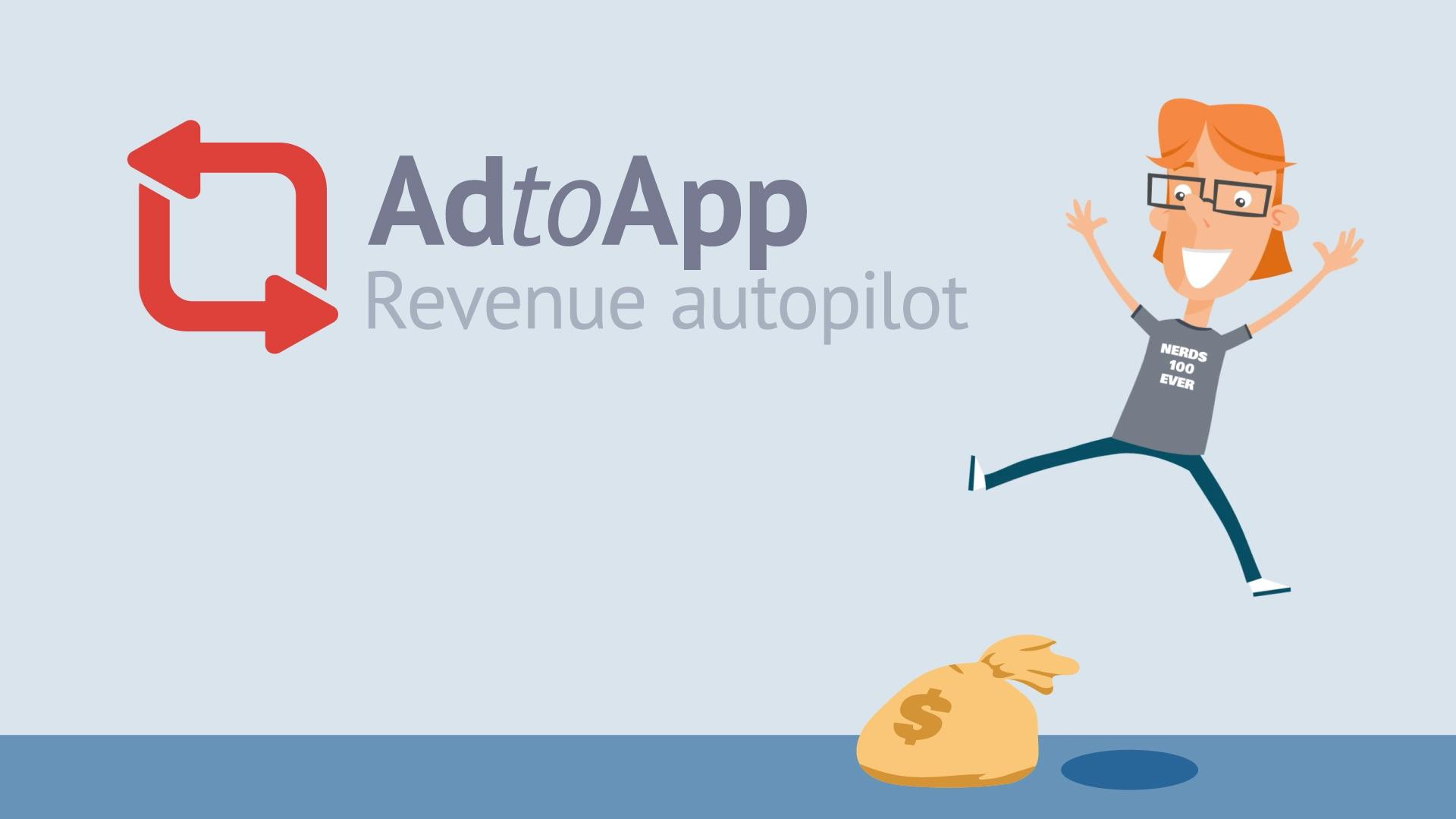 AdToApp explainer video
