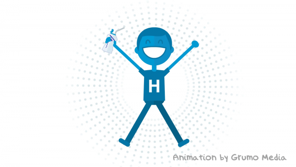 Put more hydrogen atoms in your system with H-Factor water.. oh yeah!