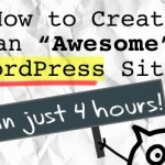 Click to get the WordPress course now!