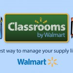 Classrooms by Walmart: the easiest most internetical way to get your school supplies.. oh yeah!