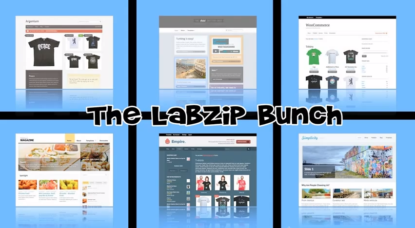LabZip Keynote demo video put together in only 2 Days!