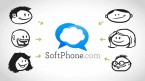 SoftPhone: the uber super cloud based phone solution, oh yeah!