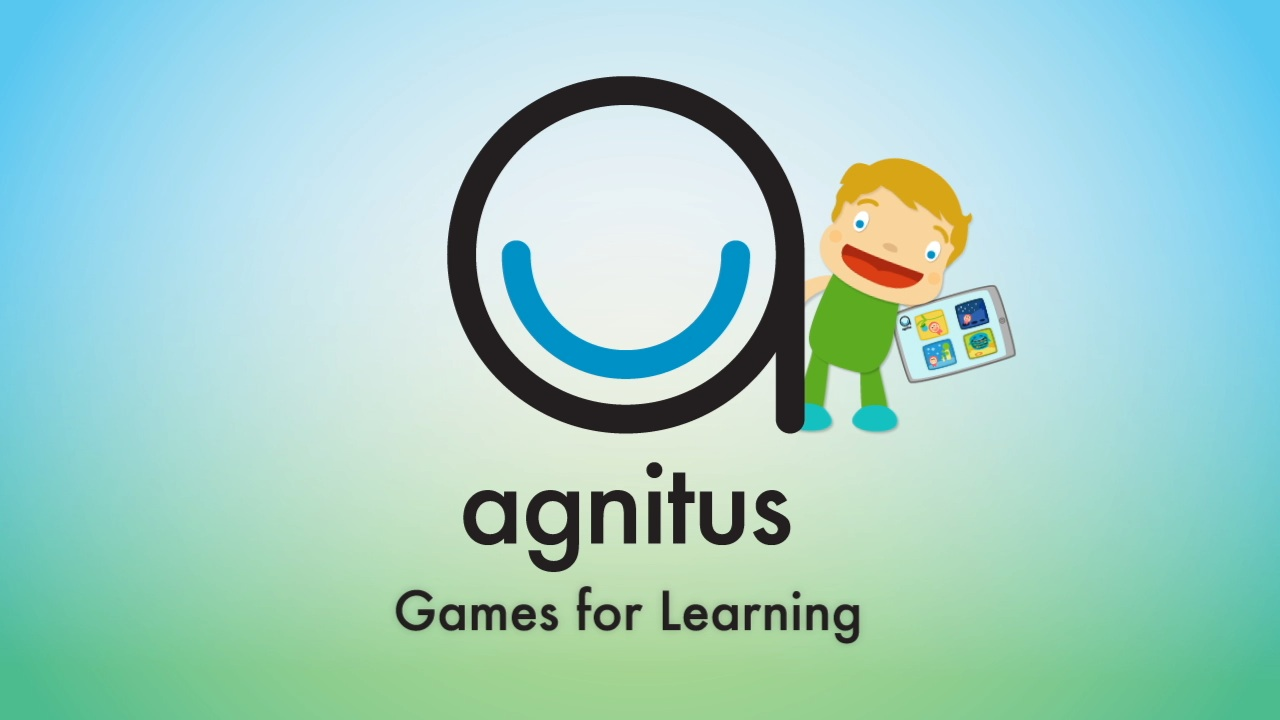 Agnitus: Finally your kids can both play and learn stuff at the same time!