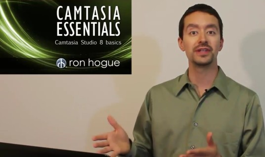 Plan, record, edit, and produce videos in Camtasia Studio 8.