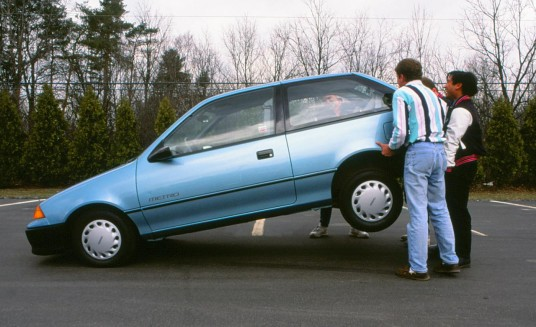 Light As A Feather And Fast Pregnant Rhinoceros The Mighty Geo Metro